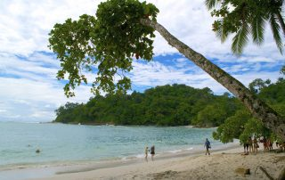 biezans beach, points of interest, hotel la mariposa, manuel antonio, quepos, costa rica