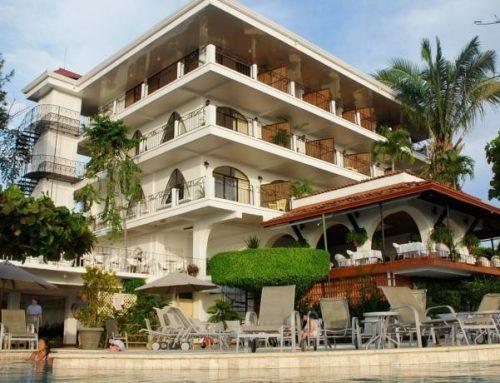 Lodge in Costa Rica near Manuel Antonio Park