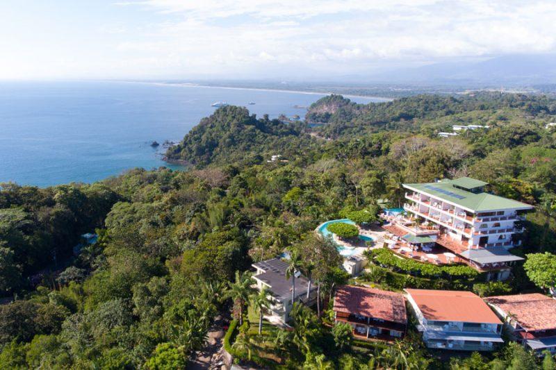 Lugares para quedarse en Costa Rica