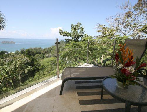 Hoteles cerca de la playa en el Parque Nacional Manuel Antonio