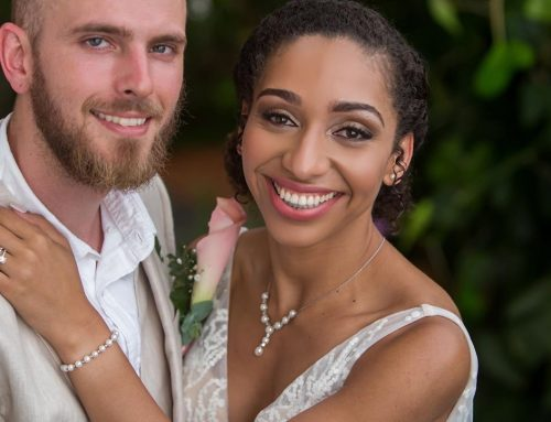 The wedding of Mindi-Elyse Vasquez and Kyle Burr
